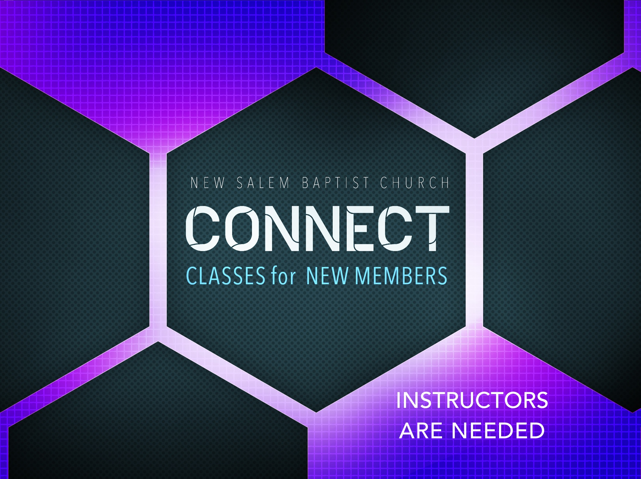 Connect Class Instructors