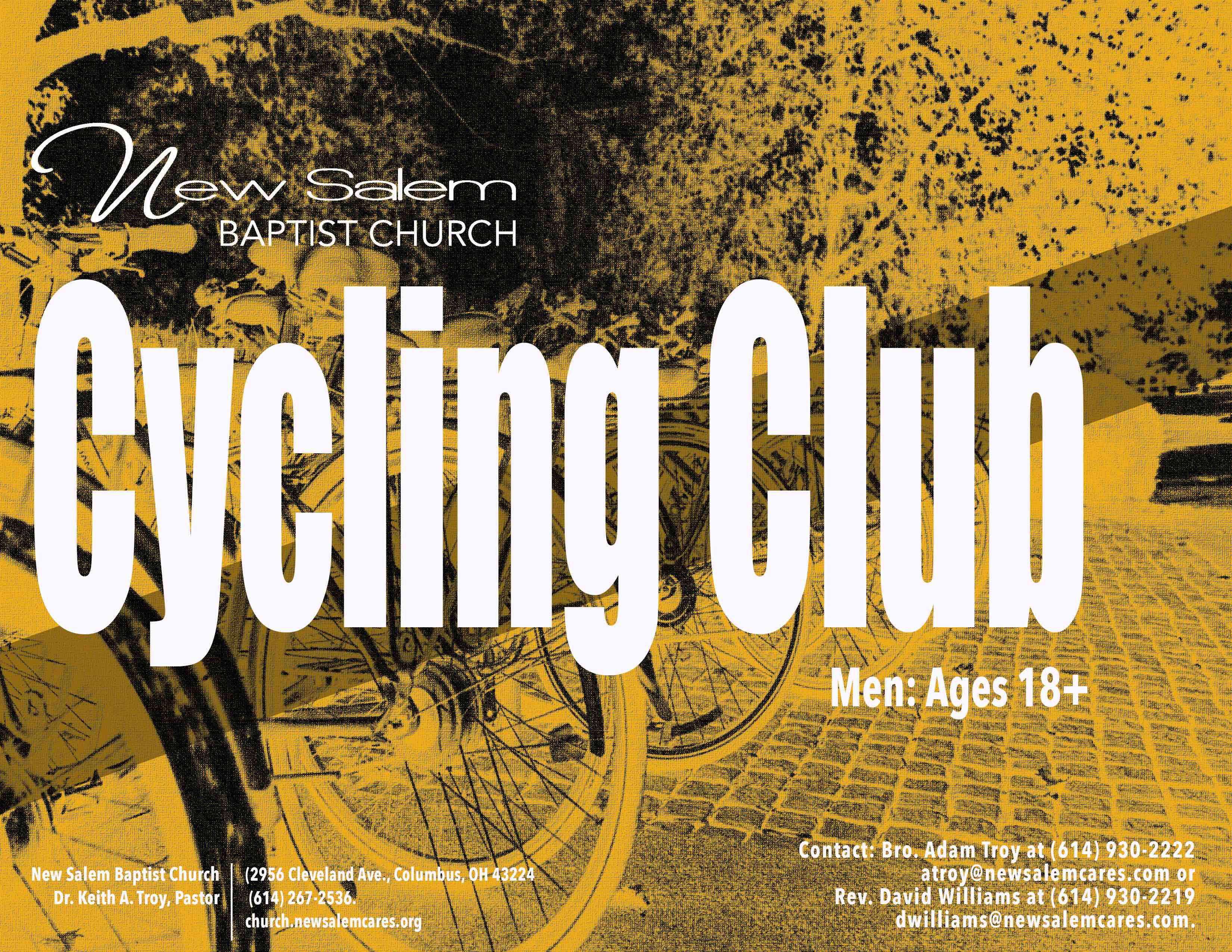Men's Cycling Club