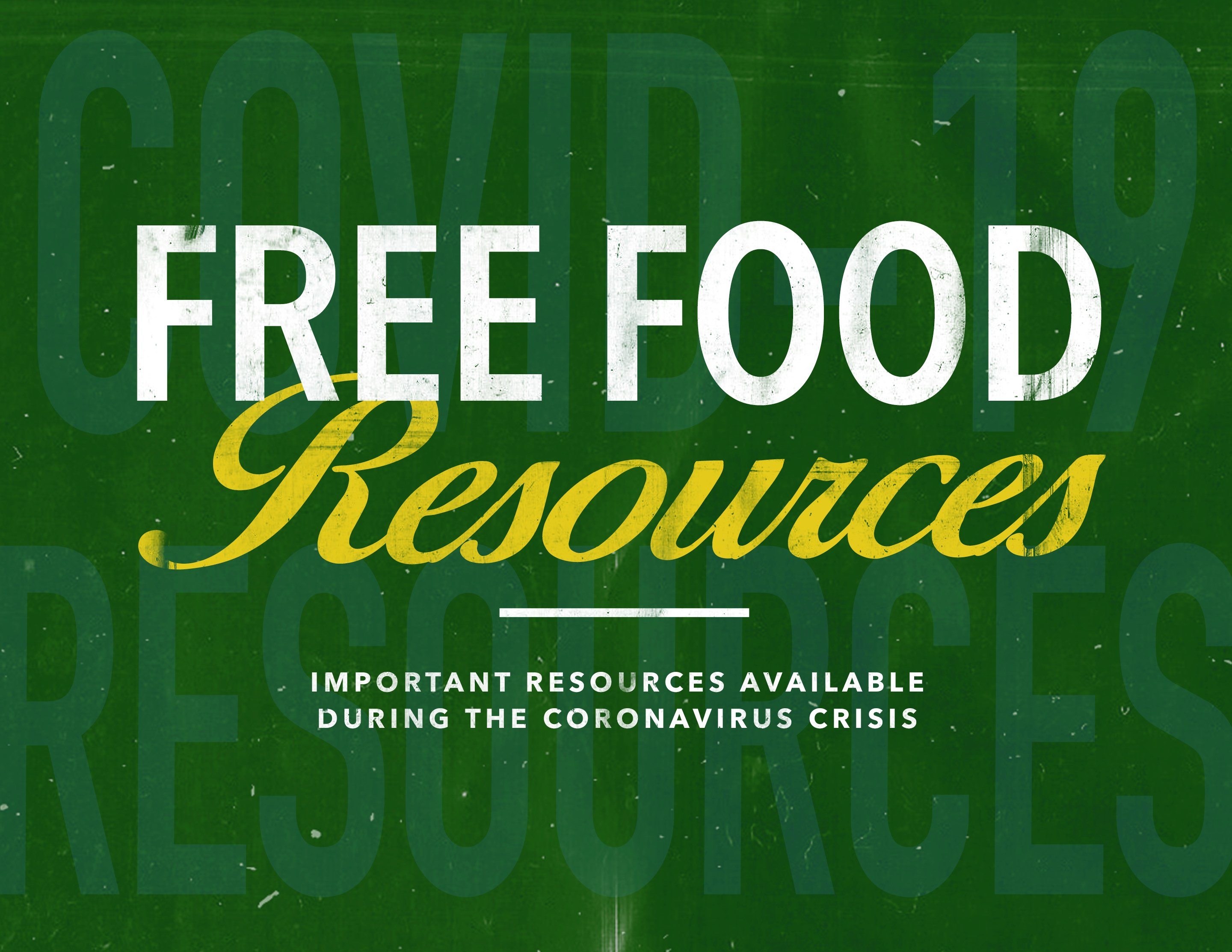 New Salem COVID Food Resources