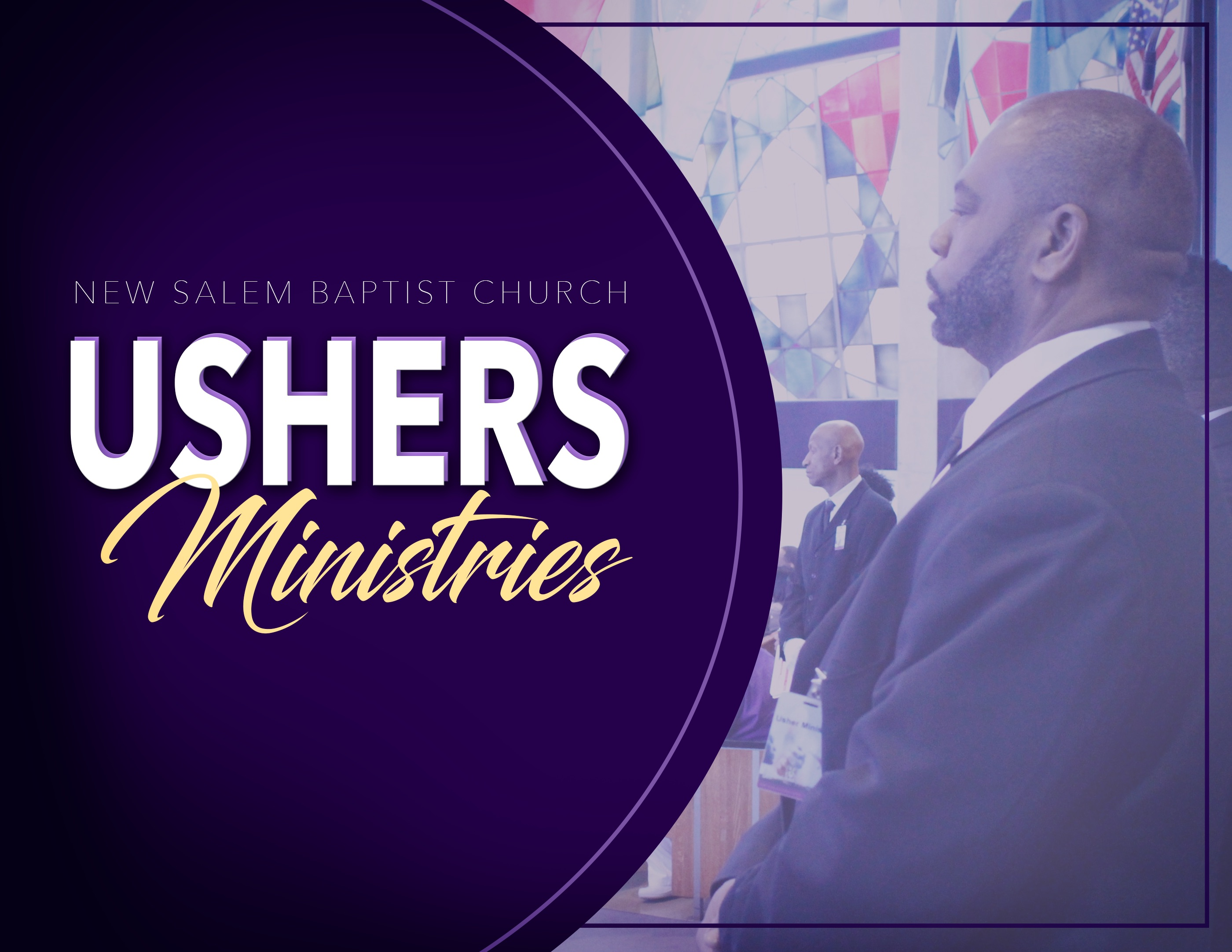 Ushers Ministries