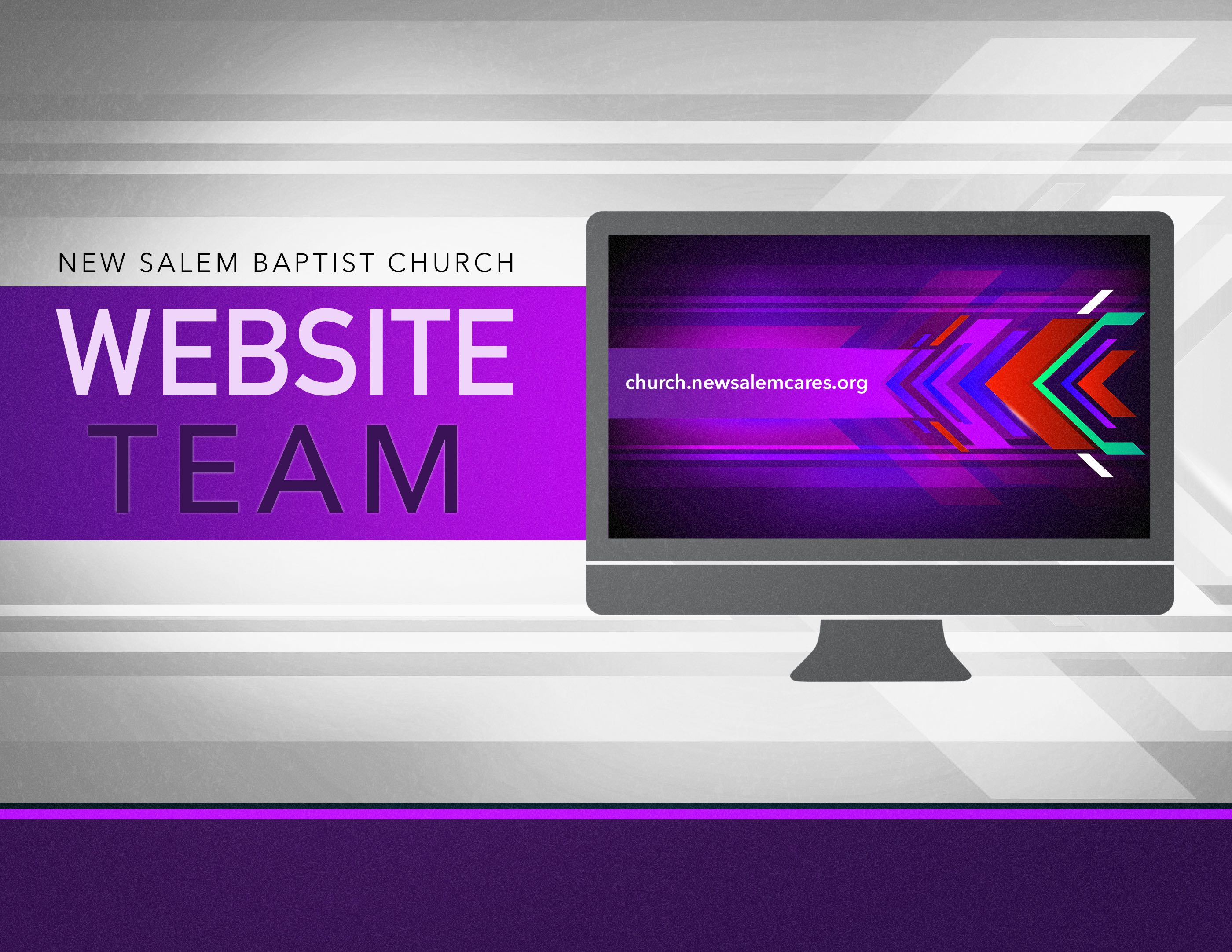 New Salem Website Team