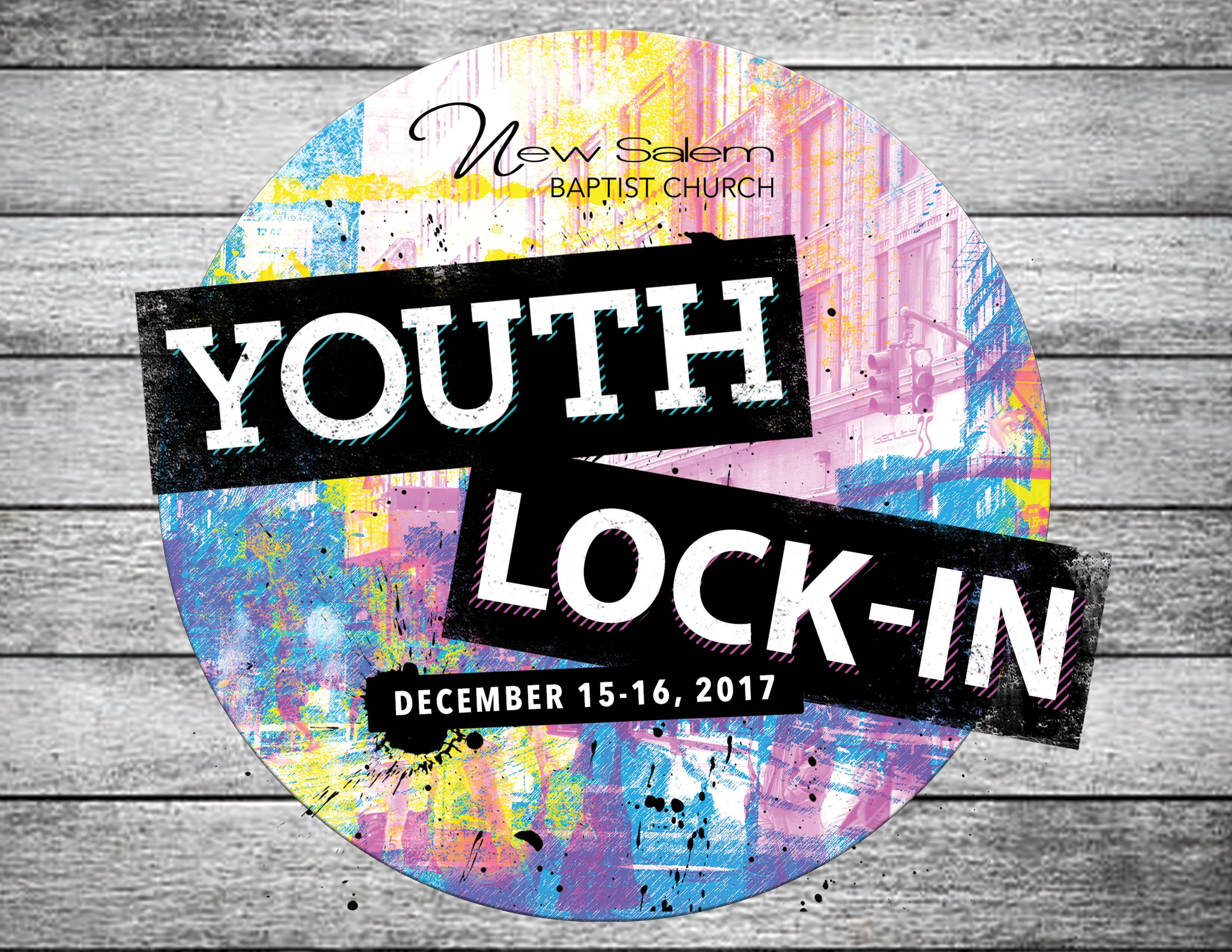 2017 Youth Lock-In