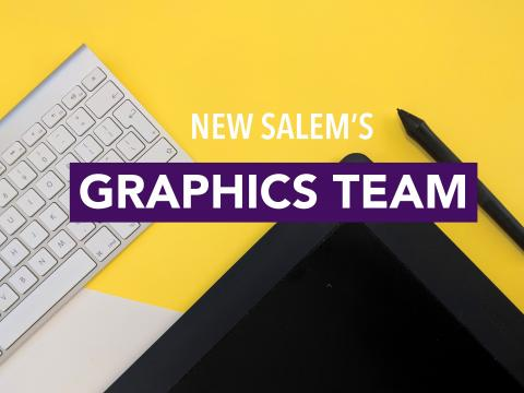New Salem Graphics Team