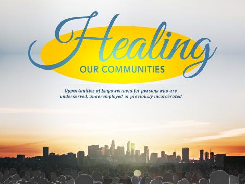 Healing Our Communities